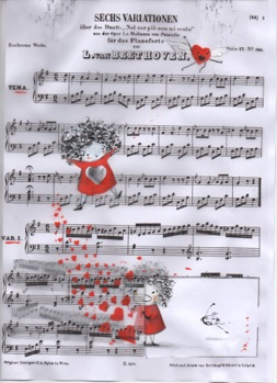BAM, BAM, BAM, BAAAAM!  Il mito di Beethoven raccontato a fumetti.  WOW SPAZIO FUMETTO, Milano